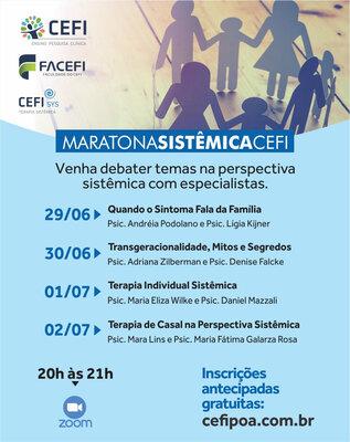 Maratona Sistêmica CEFI