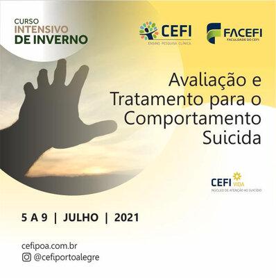Avaliação e tratamento para o comportamento suicida
