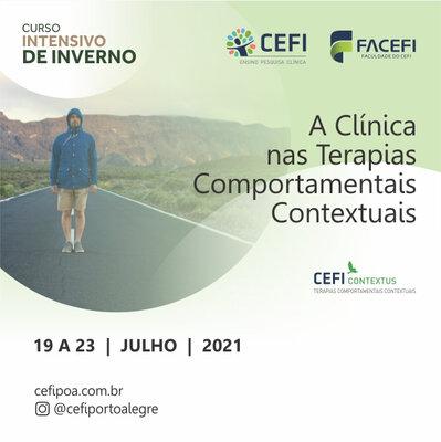 A Clínica nas Terapias Comportamentais Contextuais