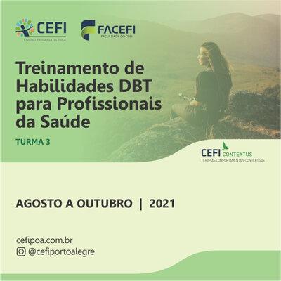 Treinamento de Habilidades DBT para Profissionais da Saúde
