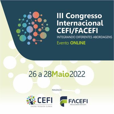 III Congresso Internacional CEFI / FACEFI