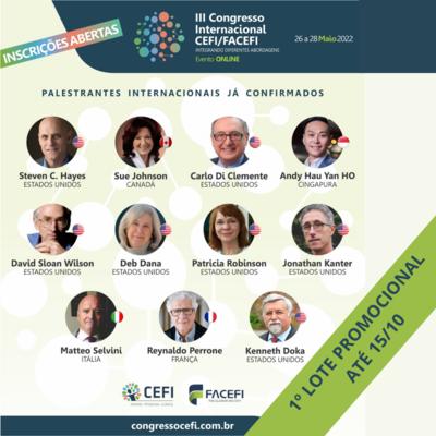 III CEFI / FACEFI International Congress