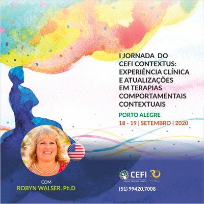 I Jornada do CEFI Contextus: experiência clínica e atualizações em Terapias Comportamentais Contextuais