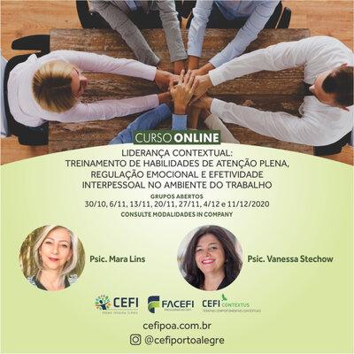 TREINAMENTO DE HABILIDADES DE ATENÇÃO PLENA, REGULAÇÃO EMOCIONAL E EFETIVIDADE INTERPESSOAL NO AMBIENTE DO TRABALHO.