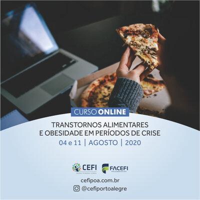 Curso en línea: trastornos alimentarios y obesidad en tiempos de crisis