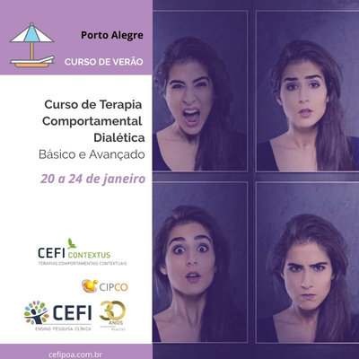 CURSO DE TERAPIA COMPORTAMENTAL DIALÉTICA (DBT) COMPLETO