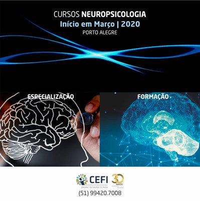 Curso de Especialização ou Formação em Neuropsicologia